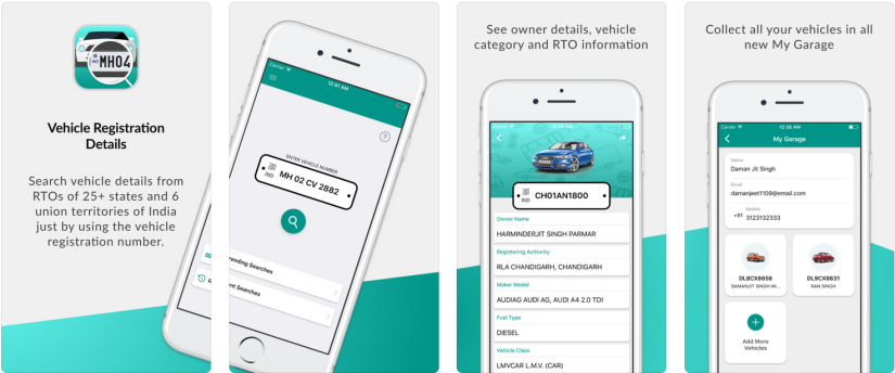 App-store-screenshots-of-RTO-Vehicle-Info-app